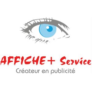 Affiche + service